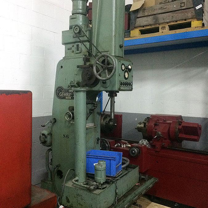 Gehring IZ600 Honing machine
