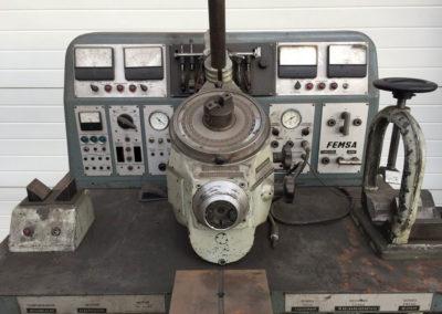 Femsa alternator tester