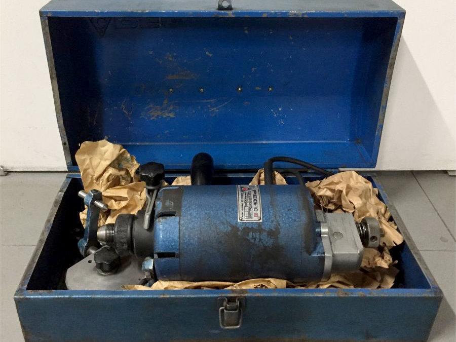 Peg-10 universal valve seat grinding machine