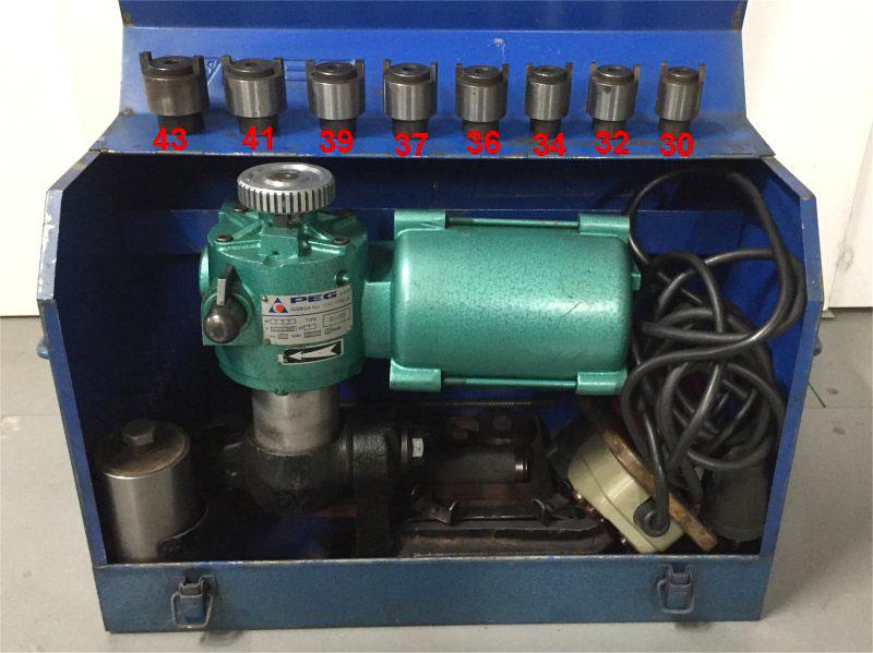 PEG-95 valve seat grinding tool