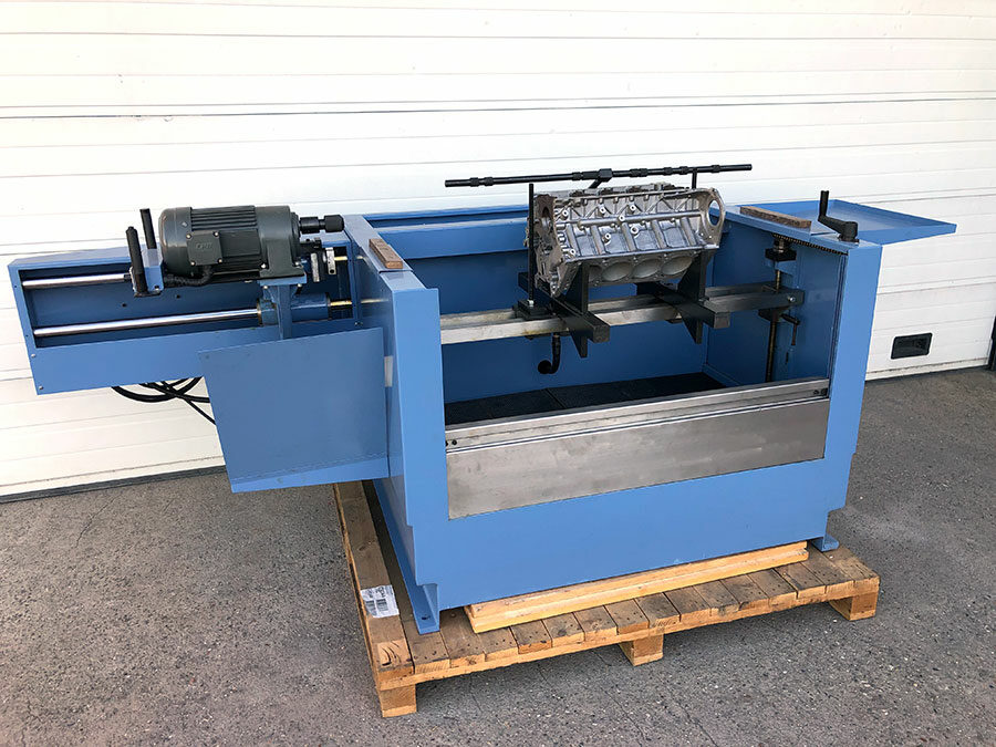 FTM CH100 Line honing machine