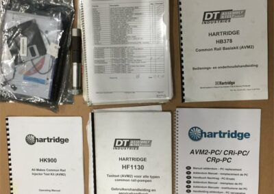 Hartridge AVM2-PC 13