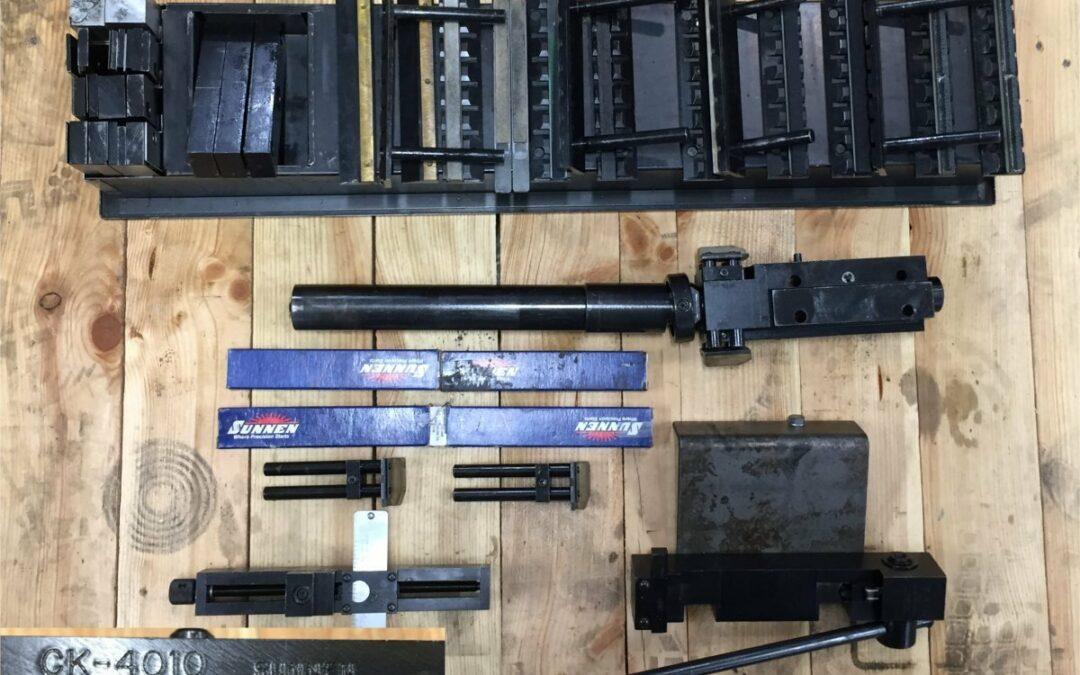 Sunnen CK-4010 honing equipment