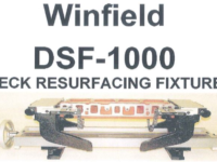 Winfield DSF-1000 Resurfacing fixture
