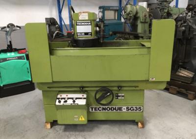 Tecnodue SG35 resurfacer