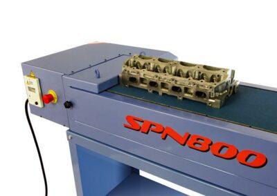 USED Comec SPN800 manifold resurfacer